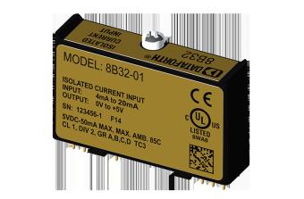 8B32-custom Модули нормализации аналоговых сигналов