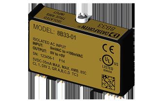 8B33-xx Модули нормализации аналоговых сигналов