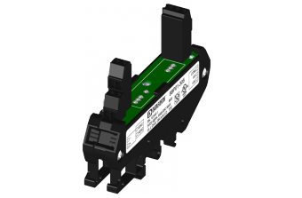 8BP01-305 Монтажная панель на DIN-рейку