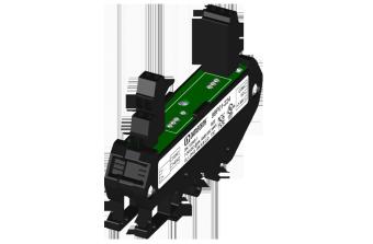 8BP01-224 Монтажная панель на DIN-рейку