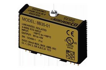 8B35-custom Модули нормализации аналоговых сигналов