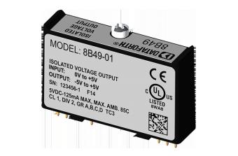 8B49-custom Модули нормализации аналоговых сигналов