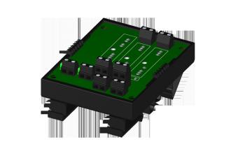 8BP02-2 Монтажная панель для нормализаторов