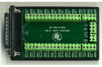 DB-25C/m-DAQ