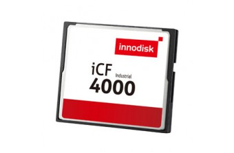 Твердотельный диск CompactFlash card (CF) 02GB iCF4000 (DC1M-02GD31C1DB)