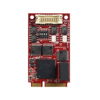 mPCIe to four Isolated RS-485 (EMP2-X4S1-W1)