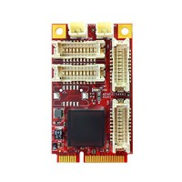 mPCIe to Eight RS232/422/485 (EMP2-X801-W1)