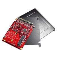 """IDE to mSATA & mSATA mini 2.5"""" Module (E24S-2101-W1)"""