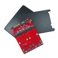 SATA to dual mSATA RAID Card (E2SS-32R1-C1)