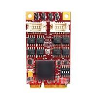 mPCIe to Four RS422/485 (EMP2-X402-W1)