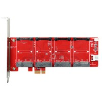 PCIe to four mPCIe Expansion Card (ESPP-2401-C1)