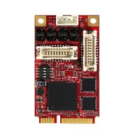 mPCIe to Four RS232/422/485 (without daughter board) (EMP2-X404-W1)