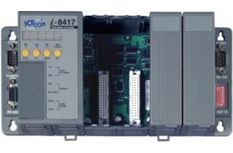 Контроллеры iP-8417 CR,   ICP DAS Co. Ltd. (Тайвань)
