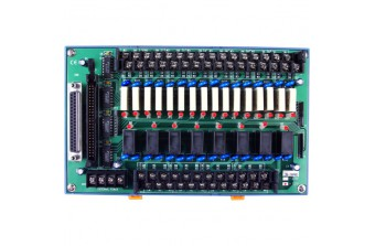 Платы ввода/вывода DB-24PR/12/DIN CR,   ICP DAS Co. Ltd. (Тайвань)