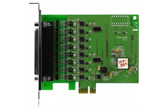 PCI Express платы RS-232/422/485 PCIe-S148,   ICP DAS Co. Ltd. (Тайвань)
