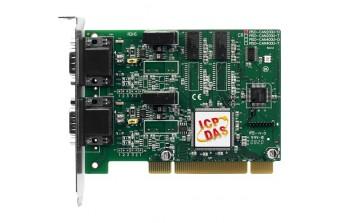 Коммуникационные платы PISO-CAN200U-D CR,   ICP DAS Co. Ltd. (Тайвань)
