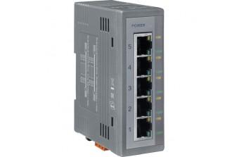 Промышленный Ethernet NS-205 CR,   ICP DAS Co. Ltd. (Тайвань)