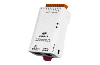 Конвертеры и шлюзы tGW-718 CR,   ICP DAS Co. Ltd. (Тайвань)