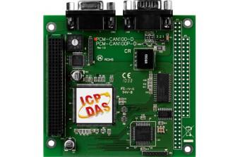 Коммуникационные платы PCM-CAN100-D CR,   ICP DAS Co. Ltd. (Тайвань)