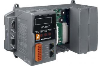 Контроллеры iP-8447 CR,   ICP DAS Co. Ltd. (Тайвань)