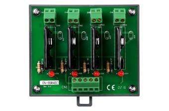 Платы ввода/вывода DN-SSR4DC,   ICP DAS Co. Ltd. (Тайвань)