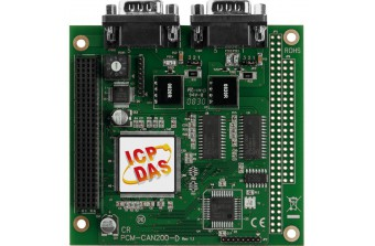 Коммуникационные платы PCM-CAN200-D CR,   ICP DAS Co. Ltd. (Тайвань)
