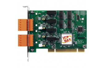 Коммуникационные платы PISO-CAN400U-T CR,   ICP DAS Co. Ltd. (Тайвань)