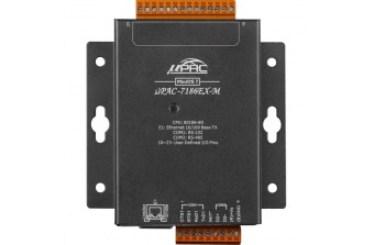Контроллеры uPAC-7186EX-M,   ICP DAS Co. Ltd. (Тайвань)