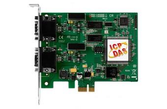 Коммуникационные платы PEX-CAN200i-D CR,   ICP DAS Co. Ltd. (Тайвань)