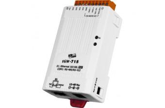 Конвертеры и шлюзы tGW-715 CR,   ICP DAS Co. Ltd. (Тайвань)