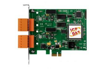 Коммуникационные платы PEX-CAN200i-T CR,   ICP DAS Co. Ltd. (Тайвань)