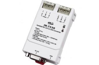 Конвертеры и шлюзы tM-7530 CR,   ICP DAS Co. Ltd. (Тайвань)