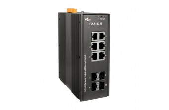 Промышленный Ethernet FSM-510G-4F,   ICP DAS Co. Ltd. (Тайвань)