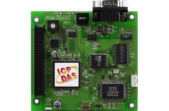 Коммуникационные платы PCM-CM100-D,   ICP DAS Co. Ltd. (Тайвань)