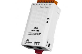 Конвертеры и шлюзы tGW-725 CR,   ICP DAS Co. Ltd. (Тайвань)