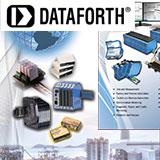 Каталоги и брошюры продукции компании Dataforth (2017-2018гг).