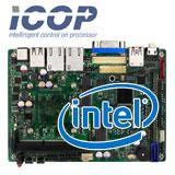 ICOP начинает выпуск процессорных плат на основе решений Intel