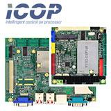 Процессорные платы с 10 COM-портами от ICOP Technology