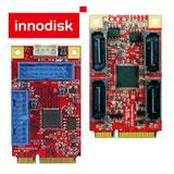 Интерфейсные платы от фирмы InnoDisk (Часть 1: платы на miniPCIe)