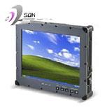 """SD-RT10RS - защищённый планшет 10.4"""" для военных применений от израильской фирмы SDK Embedded Systems Ltd"""