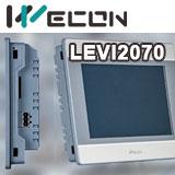 LEVI2070 - обновление операторской панели HMI LEVI700EL от Wecon