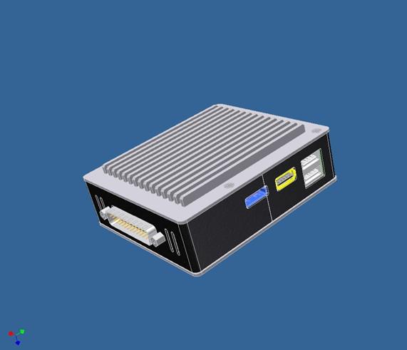 «Изюминкой» нового FiBOX Z83 является встроенный контролер ATmega32u4 (такой же установлен в Arduino Leonardo)